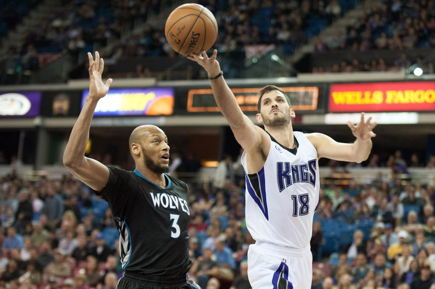 Sacramento Kings Roster Report: Power Forward - Page 4