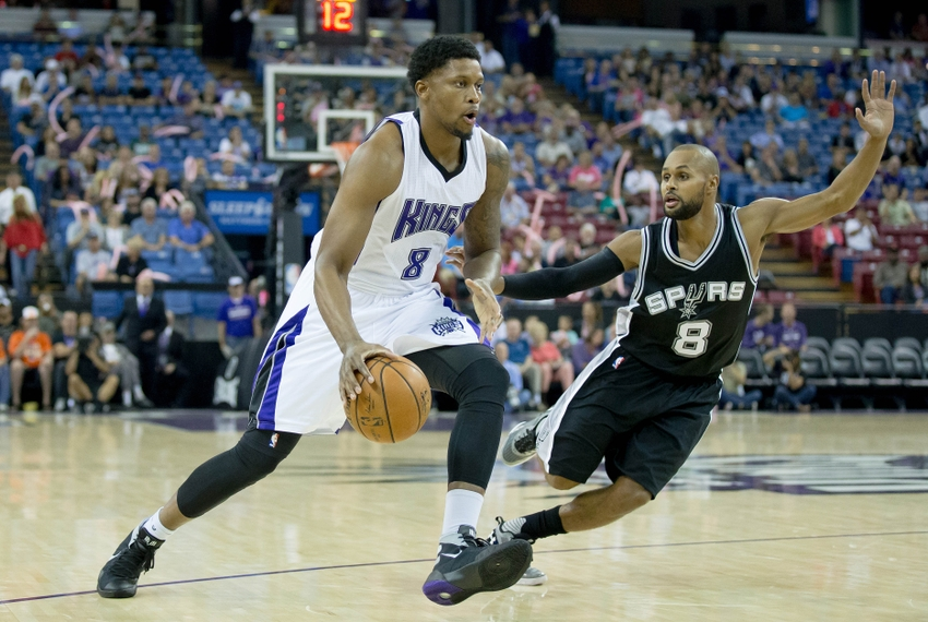 Can Rudy Gay Make Another Jump in 2015-2016?