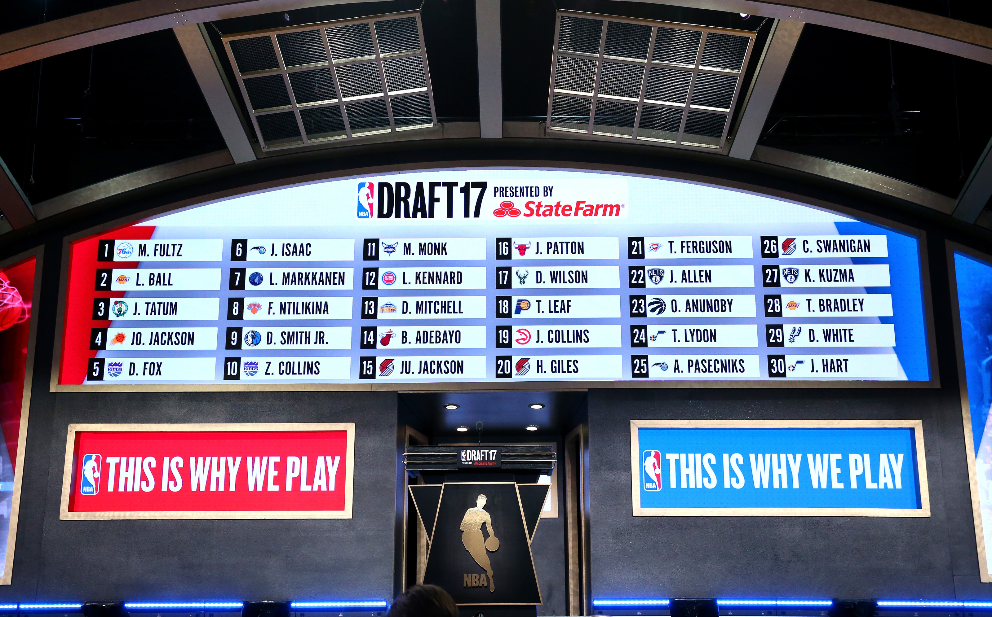 NBA Draft 2018 order: All 60 picks as ...