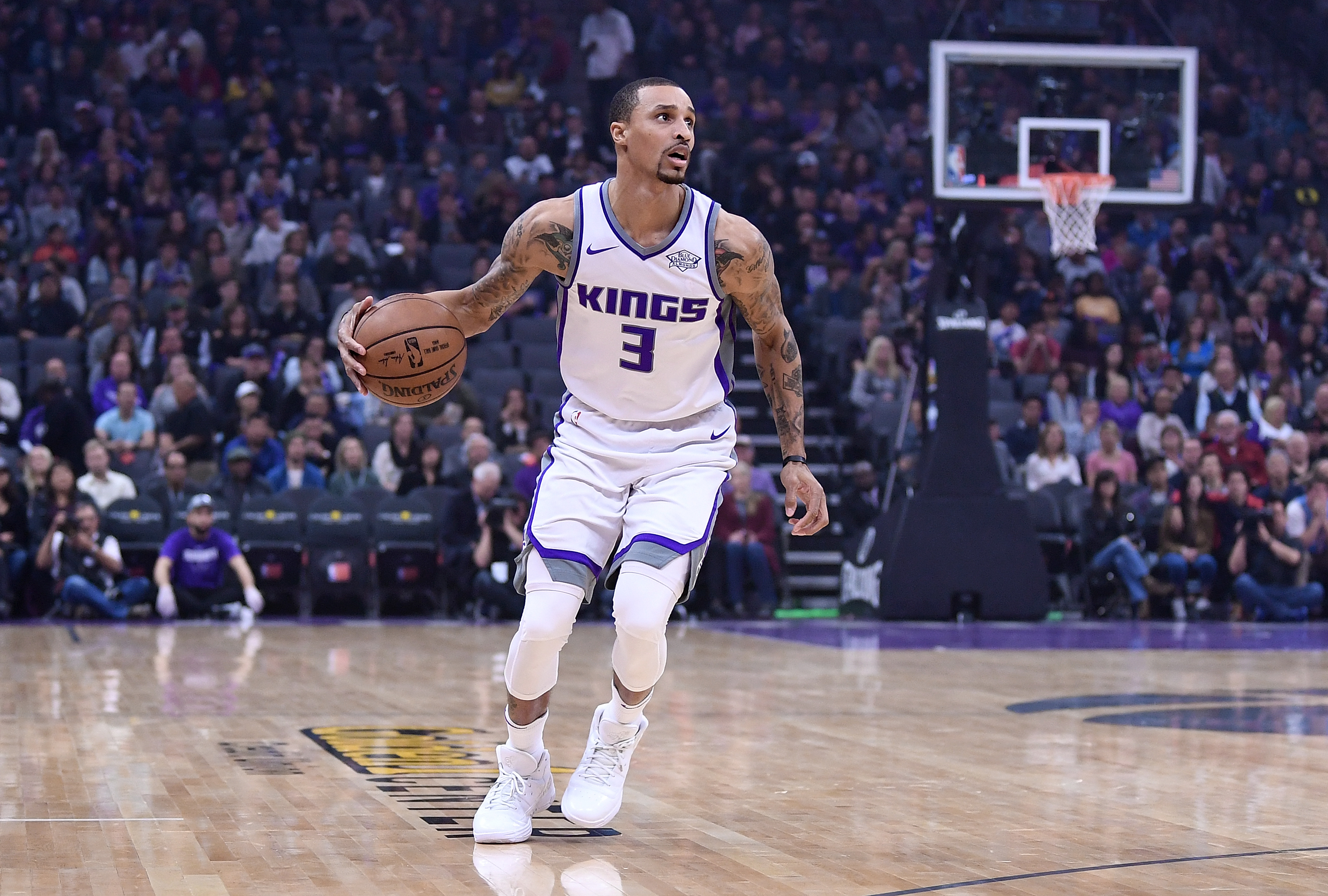 Shams: Cavs interested in trade for Sacramento's George Hill