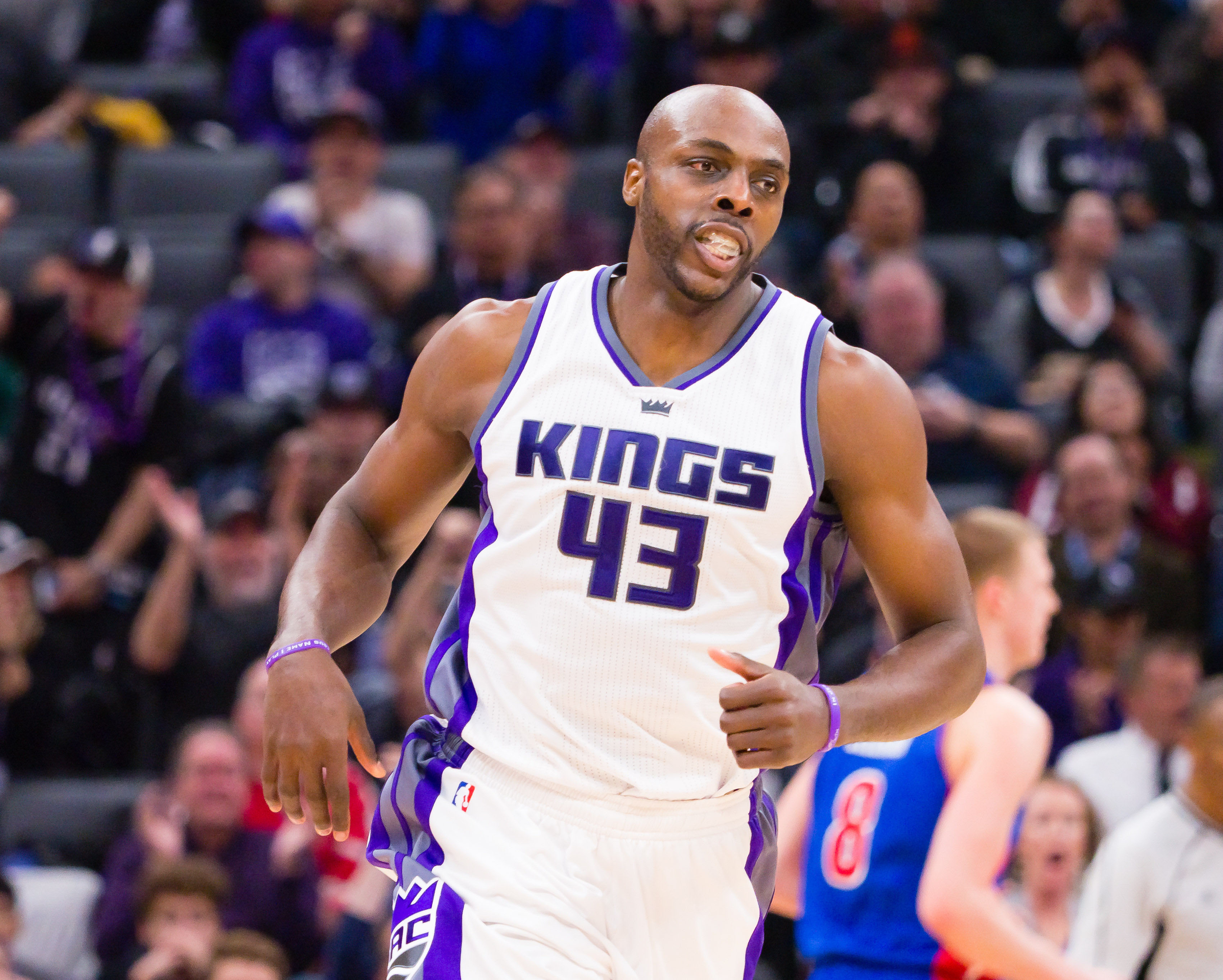 best service 042ff 41113 Sacramento Kings Season Report Card: Anthony Tolliver