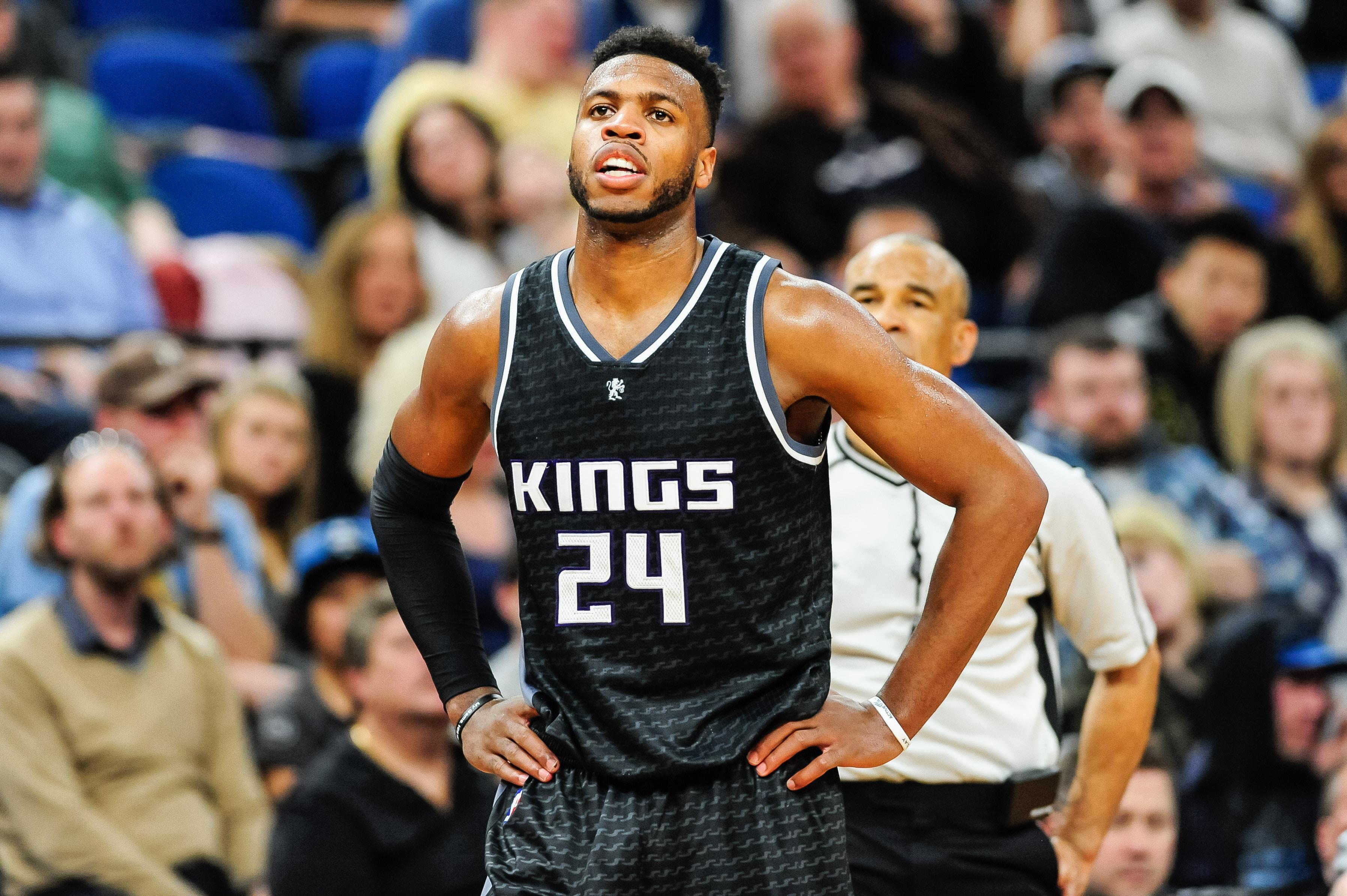 Sacramento Kings projected 2017-2018 starters entering ...